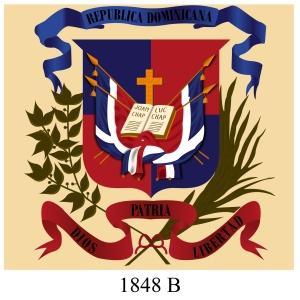 escudo 1848