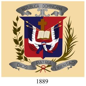 escudo 1889
